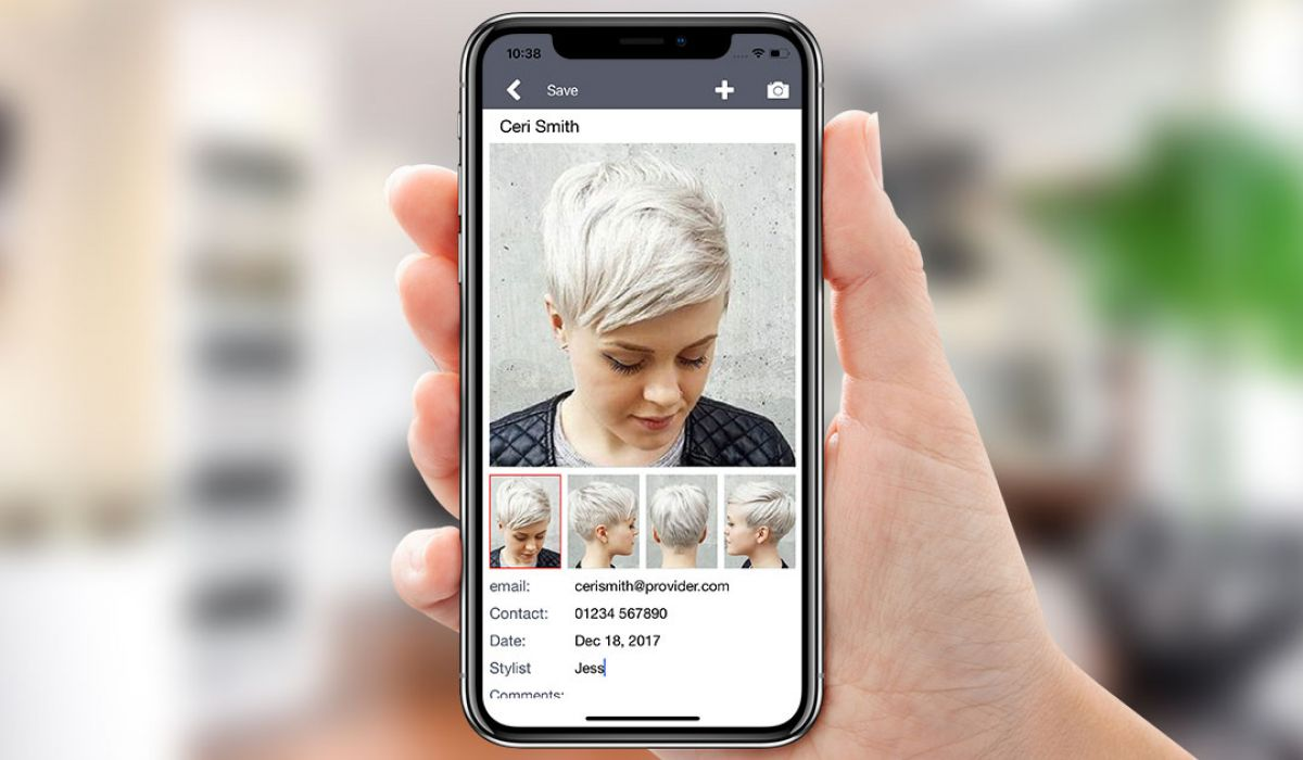 Stylogic App for the hair stylist