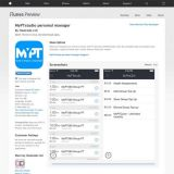 MyPTstudio itunes