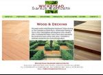 Wooden Decking Section