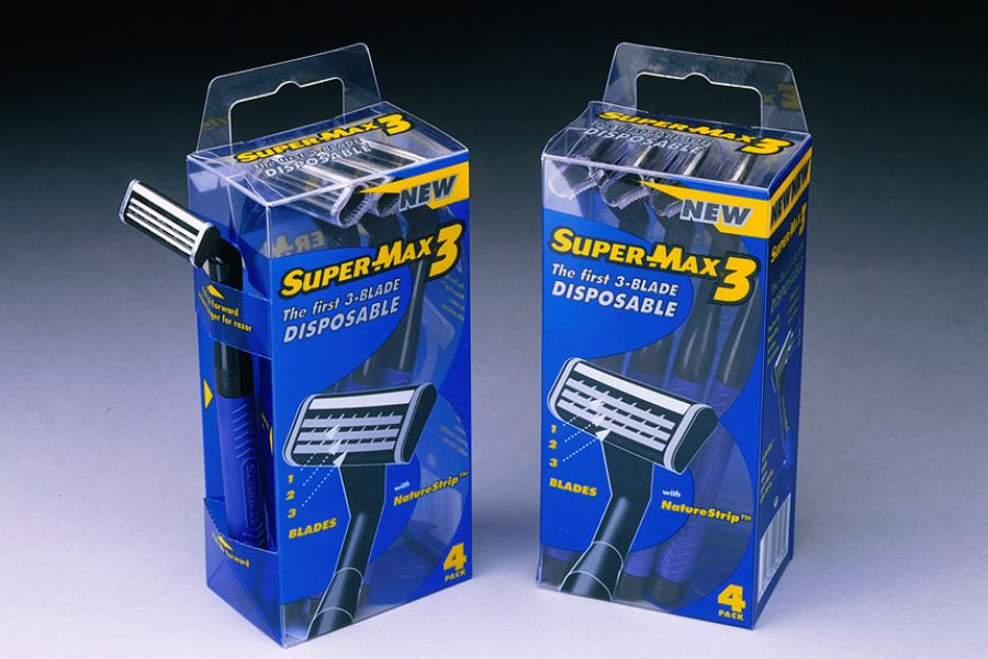 SuperMax3 Disposable Razor
