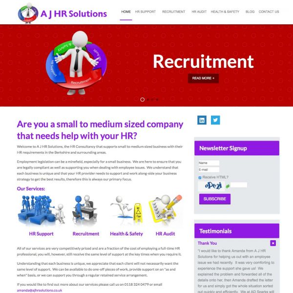 human resources website